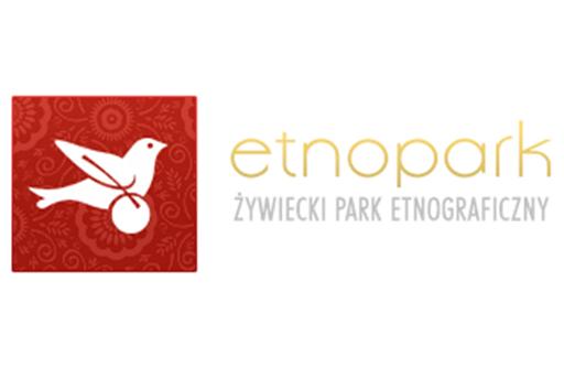 Logo EtnoPark Żywiecki Park Etnograficzny